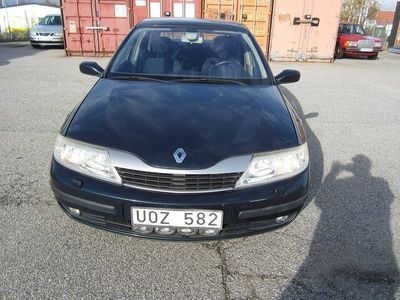 begagnad Renault Laguna 2.0 Turbo Expression 163hk -04