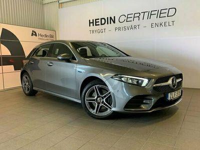 begagnad Mercedes A250 A BenzPLUG IN HYBRID AMG LINE DEMO 2020, Halvkombi Pris 389 900 kr
