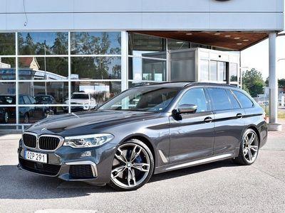 begagnad BMW M550 d xDrive Touring D 400Hk ULTIMATE SE SPEC LEASEBAR