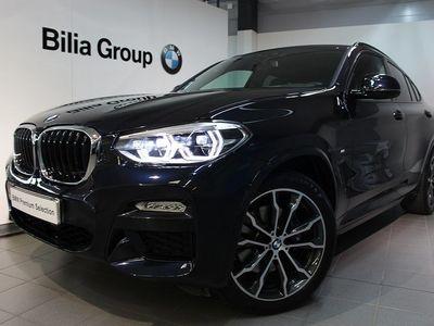 begagnad BMW X4 30i xDrive M-Sport Innovation Edition Drag 2020, SUV 594 900 kr