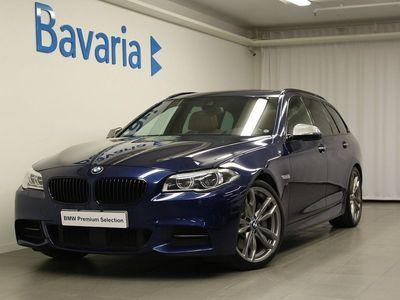 begagnad BMW M550 d xDrive Touring M Sport Bang & Olufsen