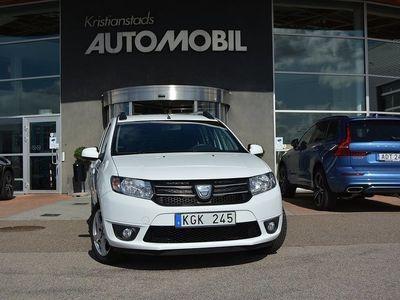 begagnad Dacia Logan II MCV 0,9 TCe 90 hk Laureate -14