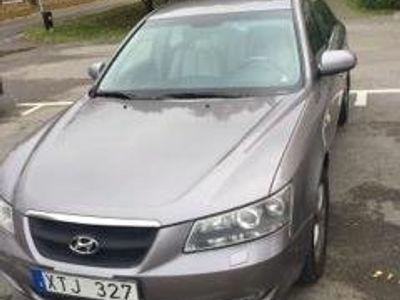 begagnad Hyundai Sonata 2.0 CRDI Automat -06