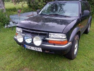 gebraucht Chevrolet Blazer 4x4 -98