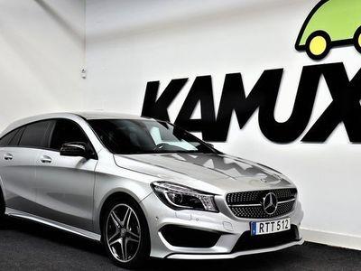 begagnad Mercedes 200 CLA BenzSB | AMG | 2016, Sportkupé 199 900 kr