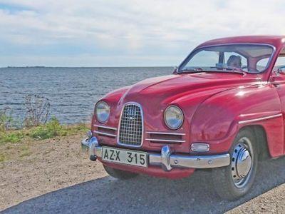 begagnad Saab 96 2T 1964 Kortnos