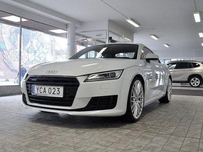 begagnad Audi TT Coupé 2.0 TFSI Q S-Tronic S-Line Navi