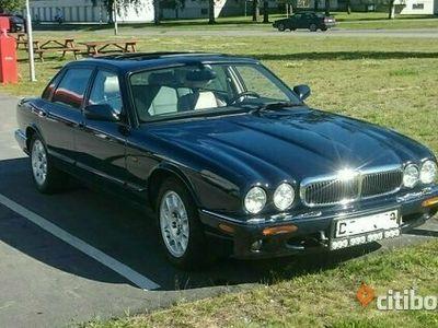 begagnad Jaguar XJ 4.0 Executive
