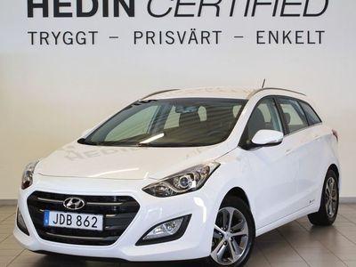 begagnad Hyundai i30 1.6 CRDI 110HK MOTORV DRAG