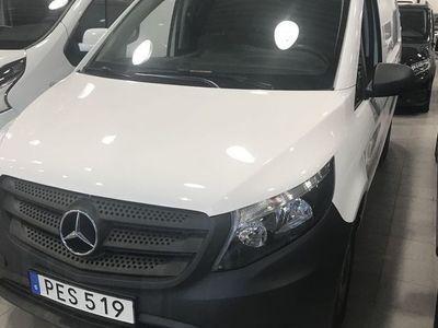 begagnad Mercedes Vito 114 CDI SKÅP LÅNG