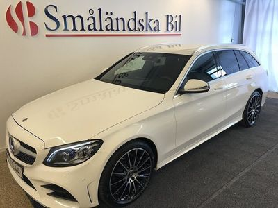 begagnad Mercedes C200 AMG Premium 2 Kombi Euro 6