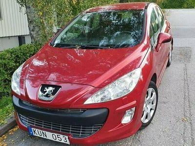 begagnad Peugeot 308 5-dörrar 1.6 VTi