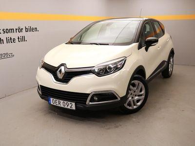 begagnad Renault Captur Energy TCe 90 Dynamique 5-d, Multimediasyst. MEDIA NAV