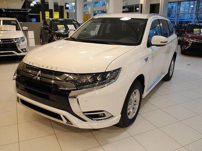 begagnad Mitsubishi Outlander P-HEV Fleet Edition Demobil