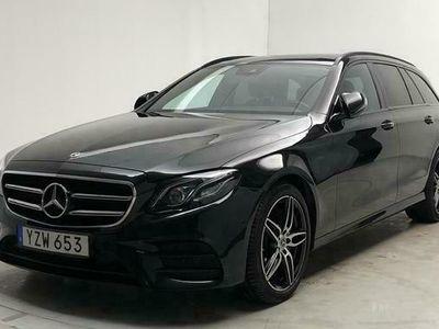 begagnad Mercedes E220 E4MATIC Kombi S213 2018, Kombi Pris 359 000 kr