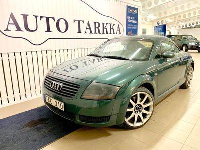 begagnad Audi TT Coupé 1.8T 180hk