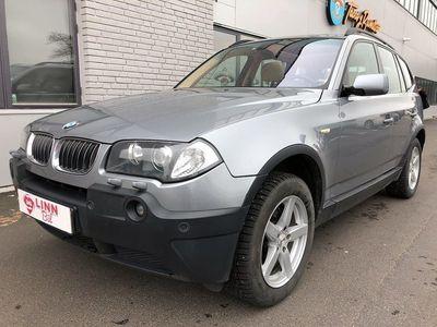 begagnad BMW X3 3.0d AUTOMAT ADVANTAGE FULUTRUSTAD