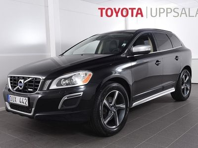 used Volvo XC60 D5 AWD Aut R-Design / Navi / Panor -12