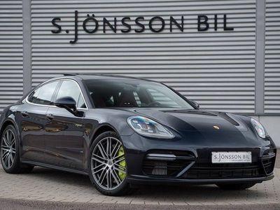 gebraucht Porsche 911 Turbo S PanameraHybrid / 1 Ägare /