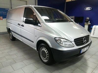 begagnad Mercedes Vito 115 CDI 150hk Manuell Lång