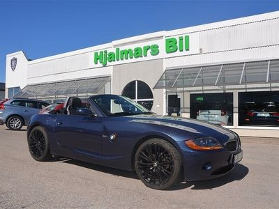 used BMW Z4 2,2i Roadster (170hk)
