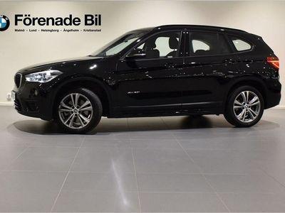 begagnad BMW X1 XDRIVE20I