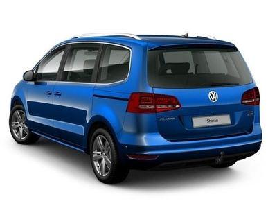gebraucht VW Sharan TDI 177 DSG7 4M GT
