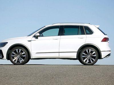 begagnad VW Tiguan 1.4 TSI BlueMotion 4Motion DSG Executive 2018, SUV 259 000 kr
