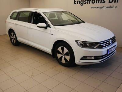 begagnad VW Passat Sportcombi TDI 150 HK