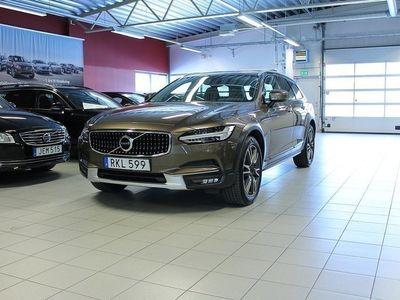 käytetty Volvo V90 CC D4 AWD Business Adv
