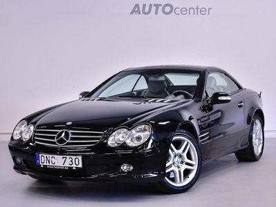 usata Mercedes SL500 5G-Tronic 306hk* 10000mi -02