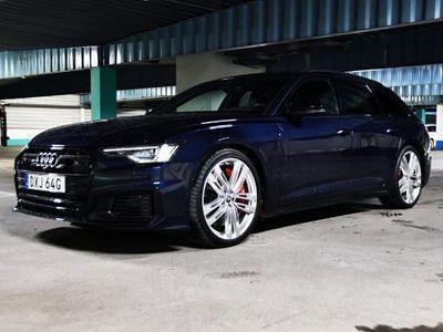 begagnad Audi S6 Avant TDI quattro tiptronic