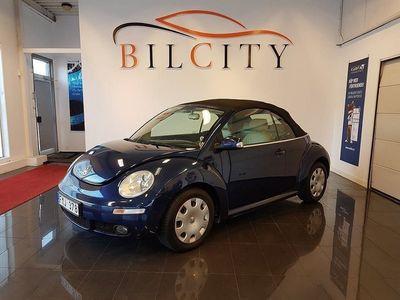 begagnad VW Beetle NewCabriolet 1.6 102hk -07