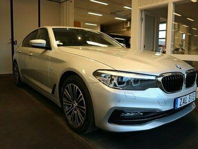 begagnad BMW 530 i xDrive Sedan Sport line Automat 2018, Sedan Pris 359 900 kr