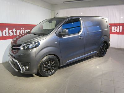 begagnad Toyota Proace Panel Van COMPACT 1,6 (115hk) PROFESSIONAL/GPS