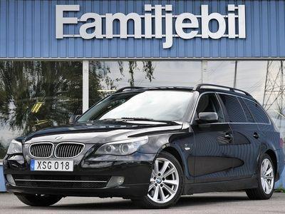gebraucht BMW 530 E61 (235hk) Automat/Kamkedja/Sv-Såld
