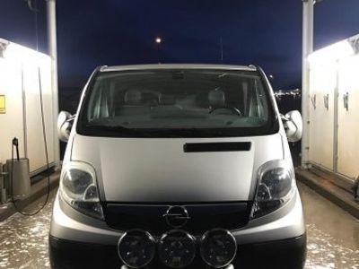 begagnad Opel Vivaro CDTI -12