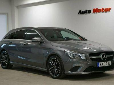 begagnad Mercedes CLA220 CDI