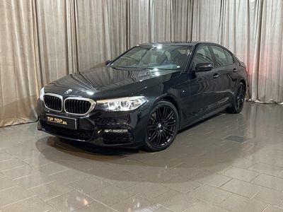 begagnad BMW 520 d xDrive Sedan Steptronic M Sport Euro 6 (190hk)