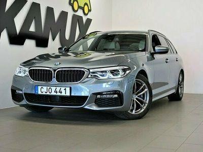begagnad BMW 540 xDrive| M-Sport Innovation | Pano | Navi | 2018, Kombi Pris 485 000 kr