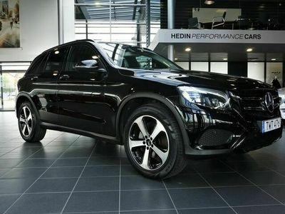 begagnad Mercedes GLC220 - Benzd 4Matic
