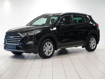 begagnad Hyundai Tucson 2.0 CRDi 4WD Trend