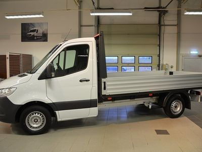 begagnad Mercedes Sprinter 311CDI Aut Pick Up