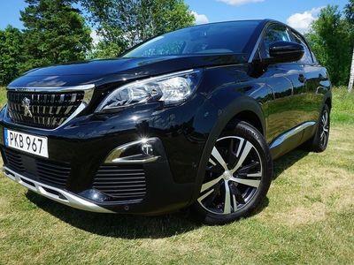 begagnad Peugeot 3008 Allure 1.2 PureTech Automat 130h