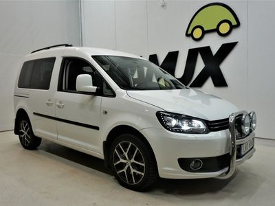 begagnad VW Caddy Life 2.0 TDI 4Motion