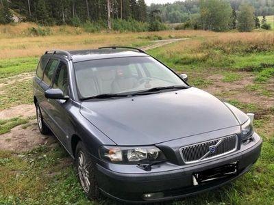 begagnad Volvo V70 lågmilare