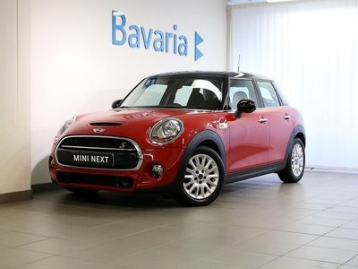 used Mini Cooper S 5-dörrar Pepper Connected -16