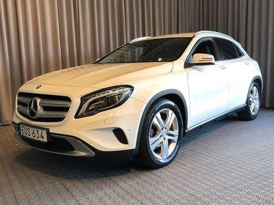 begagnad Mercedes 200 GLA BenzCDI 7G-DCT Euro 6 2015, Halvkombi 229 900 kr