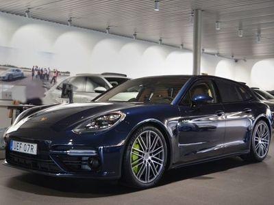 brugt Porsche Panamera Turbo S E-Hybrid Sport Turismo