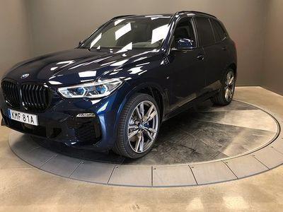 begagnad BMW X5 M50i Fria vinterhjul Innovation Sky Loung Nightvision 2020, SUV 1 100 000 kr